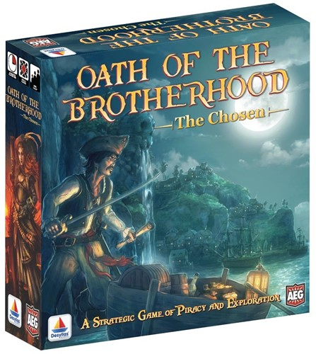 Oath of the Brotherhood - The Chosen