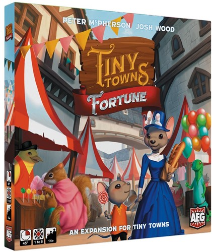 Tiny Town - Fortune