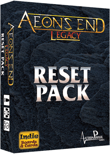 Aeon's End Legacy - Reset Pack