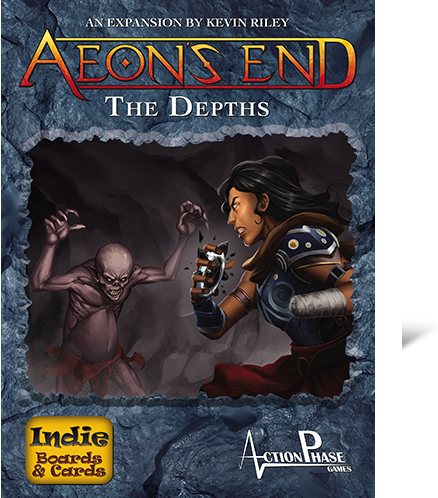 Aeon's End 2nd Edition - The Depths