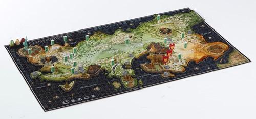 4D Puzzel - Game of Thrones Essos (1350 stukjes)-2