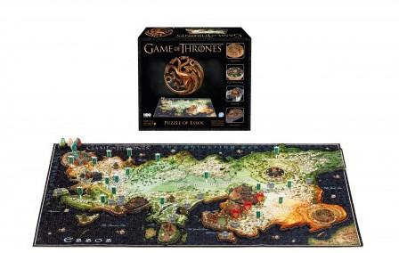 4D Puzzel - Game of Thrones Essos (1350 stukjes)-1