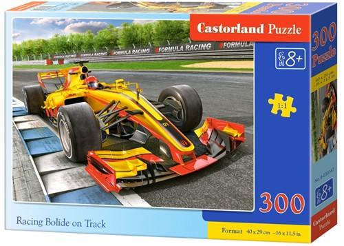 Racing Bolide on Track Puzzel (300 stukjes)