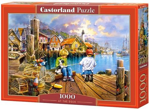 At the Dock Puzzel (1000 stukjes)