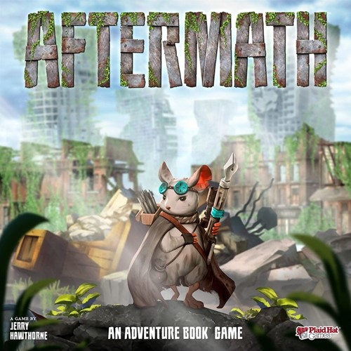 Aftermath - An Adventure Book Game