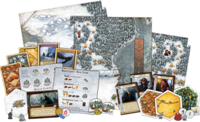 A Game of Thrones - Catan - Brotherhood of the Watch-2