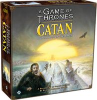 A Game of Thrones - Catan - Brotherhood of the Watch