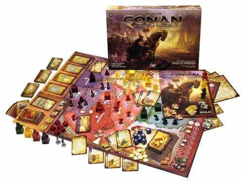 Age of Conan - The Strategy Board Game-2