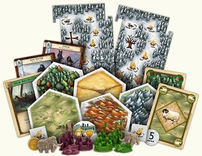 A Game of Thrones - Catan - Brotherhood 5-6 Players-2