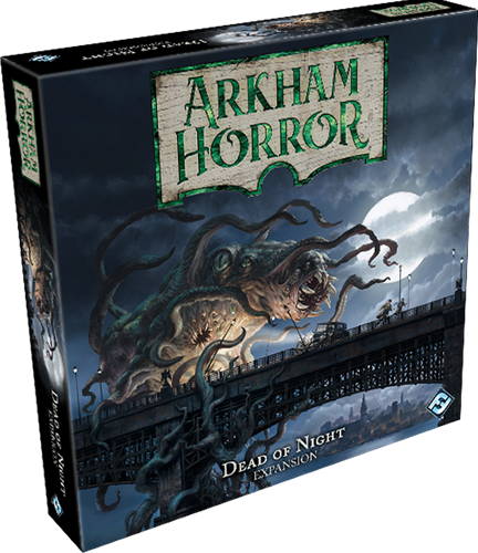 Arkham Horror 3rd Edition - Dead of Night