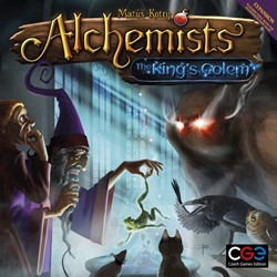 Alchemists - The King's Golem Expansion