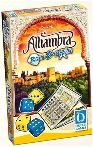 Alhambra - Roll & Write