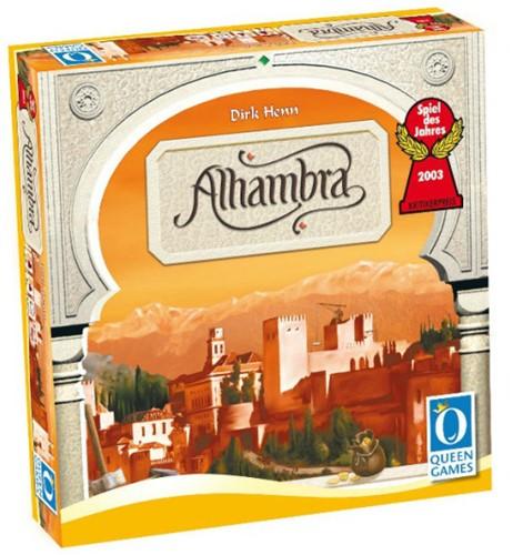 Alhambra (Engels)