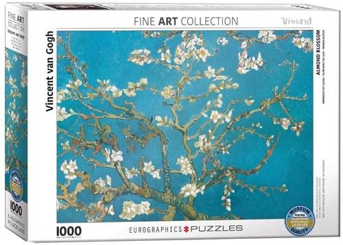 Almond Blossom - Vincent van Gogh Puzzel (1000 stukjes)