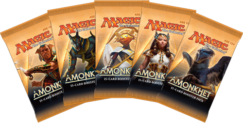 MTG - Amonkhet Boosterpack-2