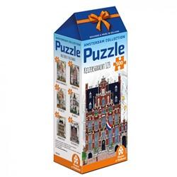 Amsterdam - Keizersgracht 123 Puzzel (500 stukjes)