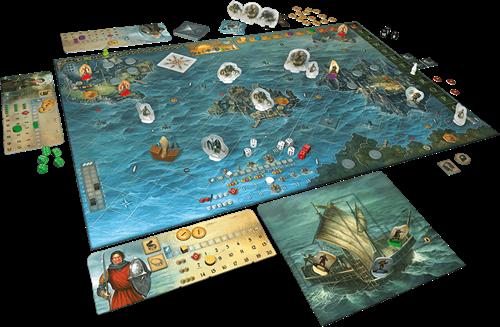 De Legenden van Andor: De Reis naar het Noorden-2
