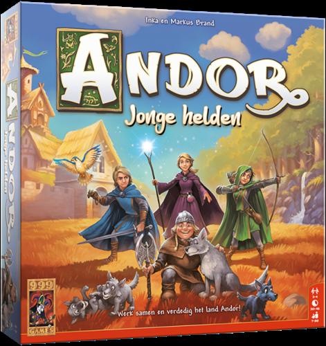 De Legenden van Andor - Jonge Helden