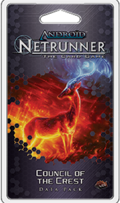 Android Netrunner LCG Council of the Crest