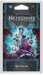 Android Netrunner - Quorum Data Pack