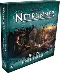 Android Netrunner - Reign and Reverie Expansion