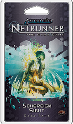 Android Netrunner - Sovereign Sight