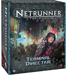 Android Netrunner - Terminal Directive