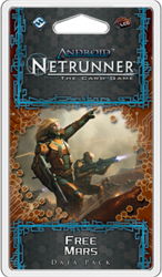 Android Netrunner - Free Mars Data Pack