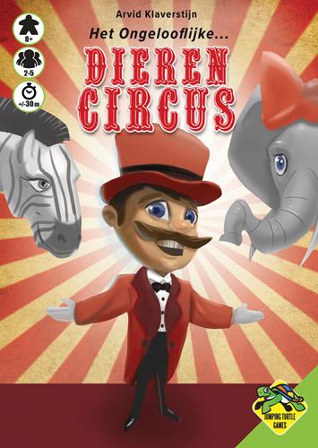 Het Ongelooflijke Dieren Circus