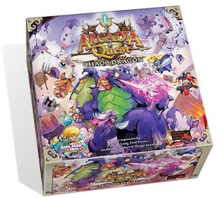 Arcadia Quest - Chaos Dragon-1