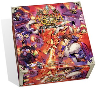 Arcadia Quest - Fire Dragon-1