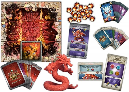 Arcadia Quest - Fire Dragon-2