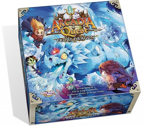 Arcadia Quest - Frost Dragon-1