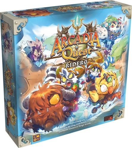 Arcadia Quest - Riders