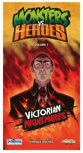 Monsters vs Heroes Volume 1 - Victorian Nightmares
