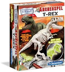 Wetenschap & Spel - Archeospel T-Rex