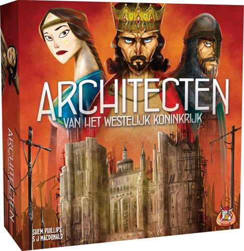 Architecten van het Westelijk Koninkrijk - Bordspel