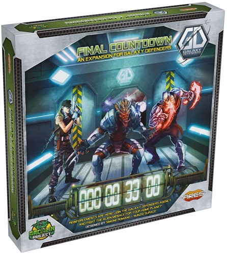 Galaxy Defenders - Final Countdown Expansion