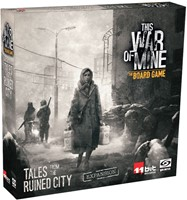 This War of Mine Tales from the Ruined City Uitbreiding
