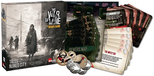 This War of Mine Tales from the Ruined City Uitbreiding-2