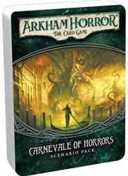 Arkham Horror - Carnevale of Horrors Scenario Pack