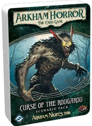 Arkham Horror - Curse of the Rougarou