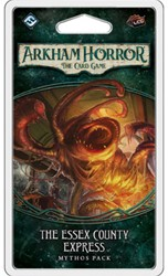 Arkham Horror LCG - The Essex County Express - Mythos Pack