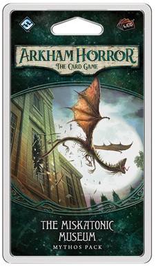 Arkham Horror LCG - The Miskatonic Museum - Mythos Pack