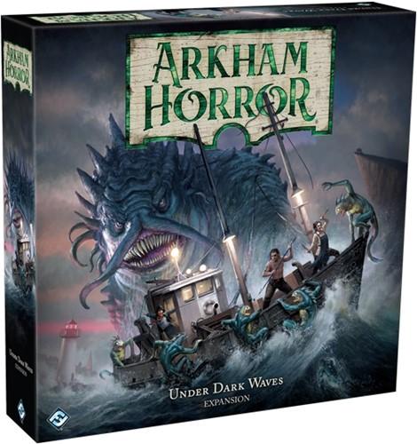 Arkham Horror 3rd - Under Dark Waves