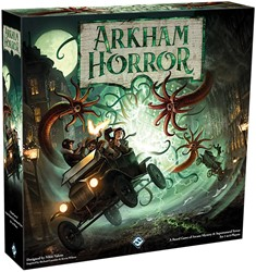 Arkham Horror 3rd Edition Boardgame