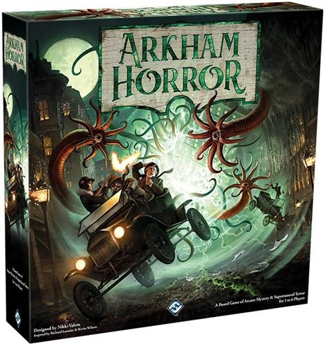 Arkham Horror 3rd Edition Boardgame
