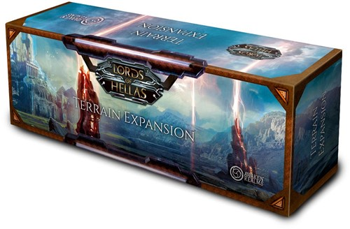 Lords of Hellas Terrain Expansion