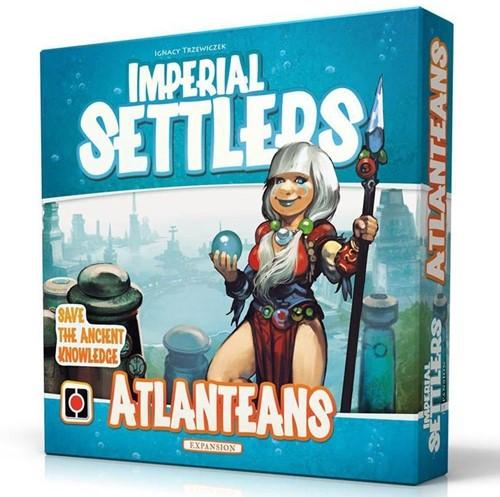 Imperial Settlers - Atlanteans Uitbreiding