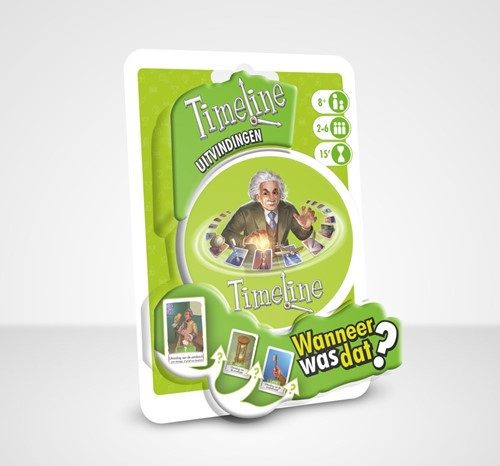 Timeline Uitvindingen (NL versie)